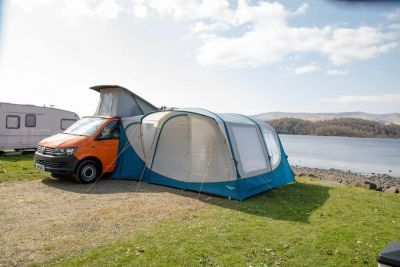 Vango Magra VW Inflatable Awning 2021 - Moroccan Blue