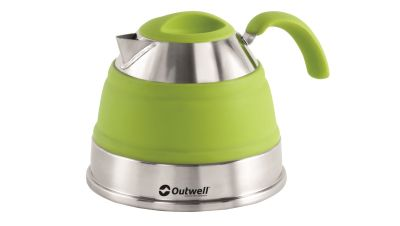 Outwell Collaps Kettle 1.5L - Green