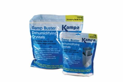 Damp Buster Refill Crystals - 1Kg