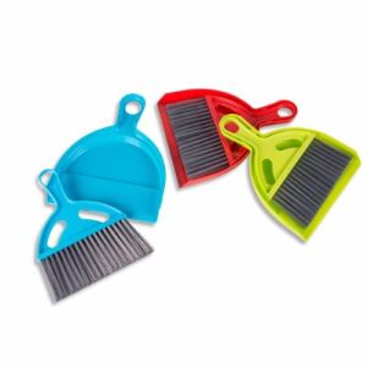 Kampa Bristle XL Dustpan & Brush