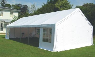 Party Tent Industrial 4x10m