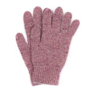 Barbour Donegal Glove - Pink