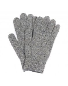Barbour Donegal Glove - Grey