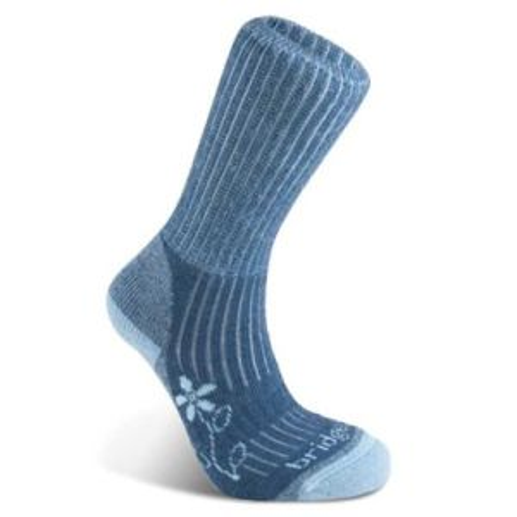 Bridgedale Comfort Merino Socks - Blue