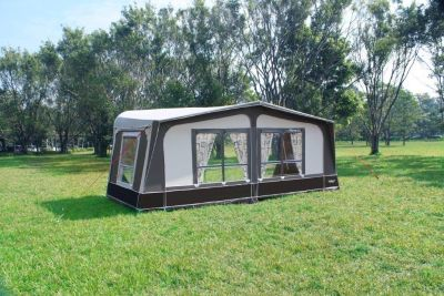 CampTech Eleganza DL Full Awning From