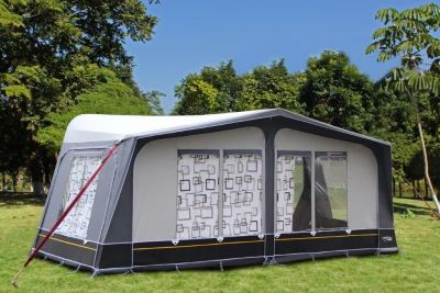 CampTech Savanna DL Full Awning From