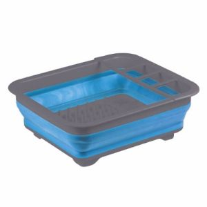 Kampa Collapsible Drainer - Blue