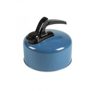 Kampa Billy 2 Whistling Kettle - Blue