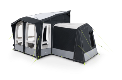 Kampa Dometic Pro Inflatable Tall Annexe with Inner Tent