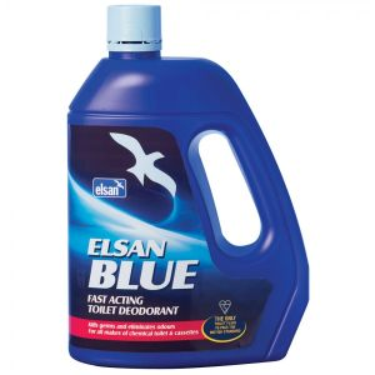 Elsan Blue 2 litre Carton