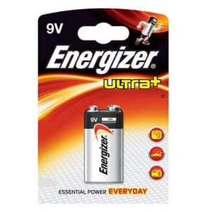 Energizer Ultra+ 9V Battery