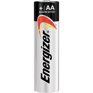 Energizer Max AA Batteries (4+4 Free)