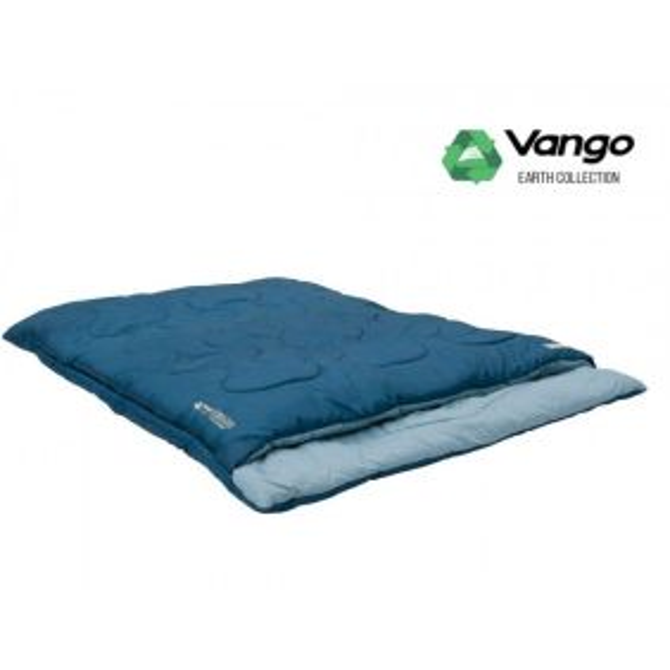 Vango Evolve Superwarm Sleeping Bag - Double