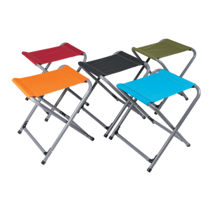 Kampa Dometic Camping Stools - Assorted Colours