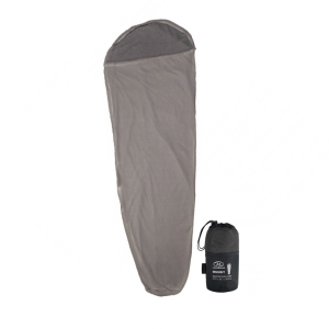 Highlander Cotton Mummy Sleeping Bag Liner