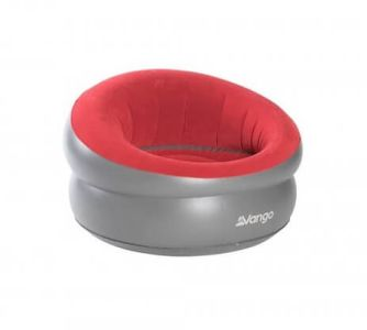 Vango Inflatable Donut Chair - Red