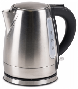 Kampa Cascade Kettle 1L - Stainless Steel