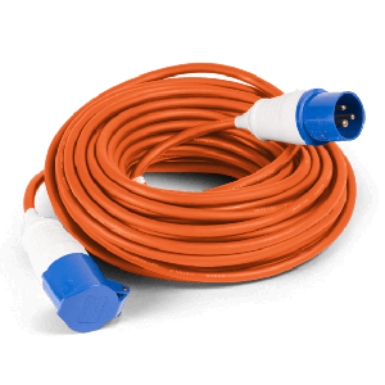 Mains Connection Lead - 25m