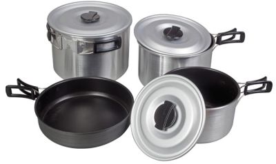 Kampa Feast Family Cook Set
