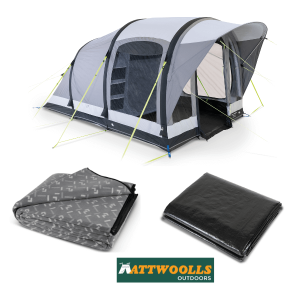 Kampa Dometic Brean 3 Classic Air Tent Package Deal 2020