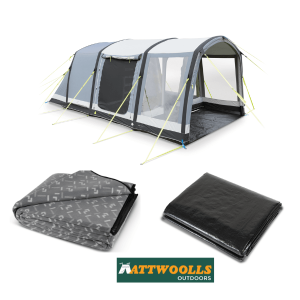 Kampa Dometic Hayling 4 Air Pro Tent Package 2020