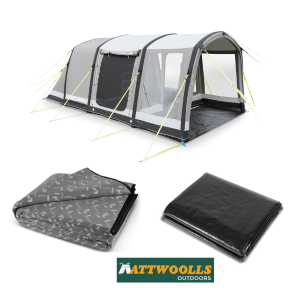 Kampa Dometic Hayling 4 Classic Air Pro Tent Package Deal 2020