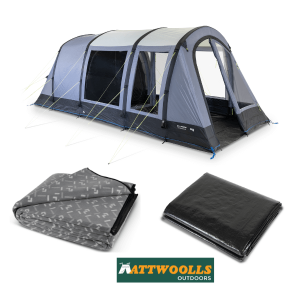 Kampa Dometic Wittering 4 Air Tent 2020 Package