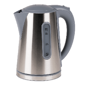Kampa Modern Kettle 1.7L - Stainless Steel