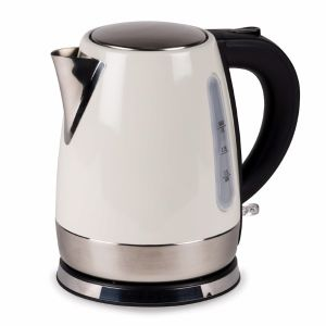 Kampa Cascade Kettle 1L - Cream