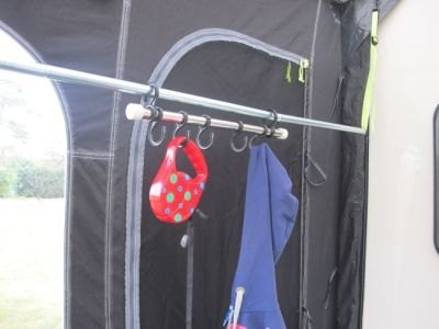 Kampa  Dometic Awning Hanging Rail (Front to Rear)
