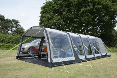 Kampa Hayling 6 Classic Air Pro Front Canopy