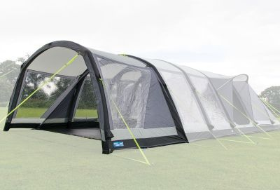 Kampa Croyde 6 Classic Air Pro Canopy 2019
