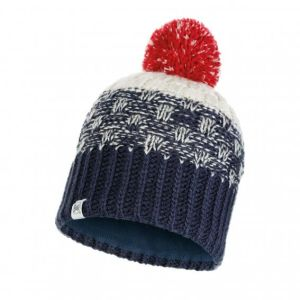 Buff Knitted and Polar Tait Hat