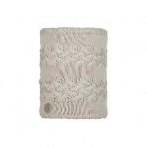 Buff Knitted and Polar Savva Neckwarmer