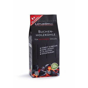 Lotus Grill Beech Charcoal - 1kg