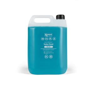 Kampa Eco Blue Toilet Fluid 2.5L - Spearmint