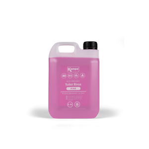 Kampa Eco Pink Toilet Fluid 2.5L - Pomegranate