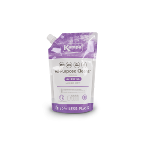 Kampa Eco Interior All Purpose Cleaner 1L Refill - Lavender
