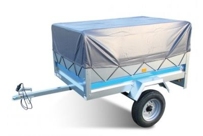 Maypole Trailer High Frame & Cover for MP6815