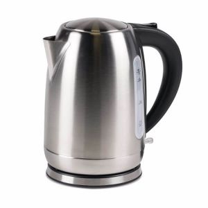 Kampa Tempest Kettle 1.7L - Stainless Steel