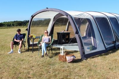 Outdoor Revolution Airedale 6.0S E-Canopy