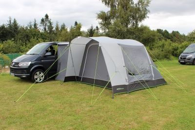 Outdoor Revolution Cayman Curl Air Low Awning 2021
