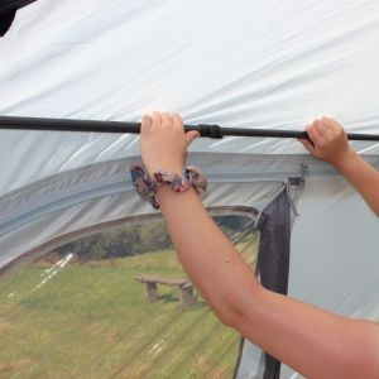 Outdoor Revolution Adjustable Roof Stretcher Pole (155 - 215cm)
