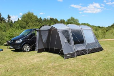 Outdoor Revolution Cayman Curl XLE F/G (Poled) Mid Awning 2022