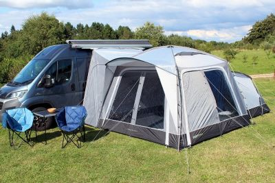 Outdoor Revolution Cayman F/G (Poled) High Awning 2021