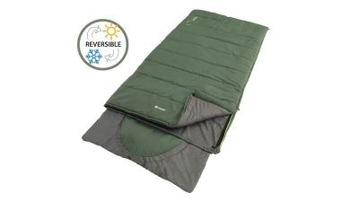 Outwell Contour Lux XL Green Sleeping Bag 2020