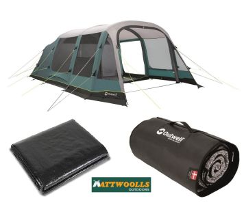 Outwell Parkdale 6PA Tent 2020 Package Deal