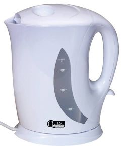 Quest Low Wattage Kettle 1.7L  - White