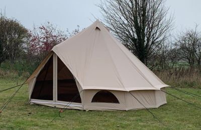 Quest Bell Tent 4m 2021