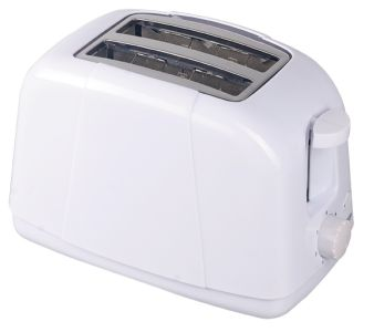 Quest Low Wattage Toaster - White